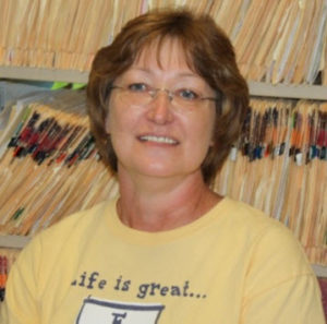Debbie-Optician for Dr. William R. Martin - Optometrist in Dayton Ohio