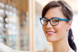 Frames and Lenses Eye Wear Center in Dayton, Ohio at Optometrist Dr. William R. Martin