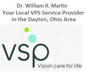 VPS Service Providers in the Dayton, Ohio area, Optometrist Dr. William R. Martin